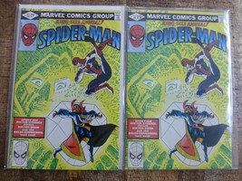 The Amazing Spider-Man Annual #14 (1980, Marvel) VF+ Two Copies LOT - $19.25