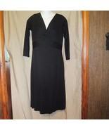 NWOT Ann Taylor Loft Little Black Career Party Dress Size 4P - $16.33