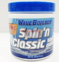 WAVE BUILDER SPIN'N CLASSIC WAVE CREAM HOLD WAVES FIRMLY IN PLACE FOR MEN
