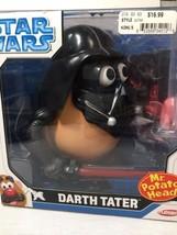 Mr Potato Head Darth Tator Playskool Star Wars Toy NEW 2008 Darth Vader  - $17.30