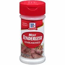 McCormick Unseasoned Meat Tenderizer, 3.37 oz - $8.86