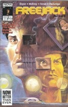 Freejack Movie Comic Book #2 NOW Comics 1992 VERY FINE/NEAR MINT NEW UNREAD - $2.75