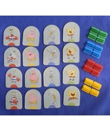 Sorry SpongeBob Squarepants Replacement Character Tokens And Stands Sets... - $9.99