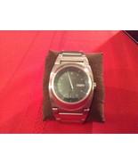 Nixon you know A358000 don II black dial stainless steel bracelet men watch - $75.00