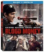 Blood Money [Blu-ray+Digital] (2017)