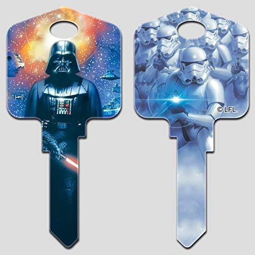 Primary image for Star Wars Key Blanks (Kwikset-KW, Galactic Empire)