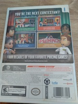 Nintendo Wii The Price Is Right: Decades ~ COMPLETE image 4