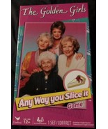 The Golden Girls Any Way You Slice It Trivia Board Game - $22.76