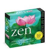 Zen Page-A-Day Calendar 2020 Schiller, David and Workman Calendars - $5.51