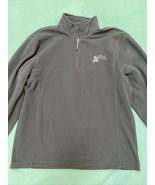 Port Authority Signature Women's Black Fleece Jacket Vail Size S - $10.79