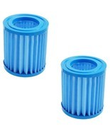 Pool Central 2 Inorganic Antimicrobial Pool Replacement Filter Cartridges - $10.25 CAD
