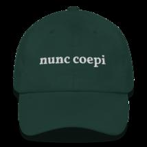 nunc coepi hat / nunc coepi Dad hat image 8
