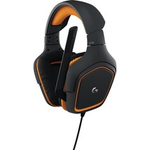 Logitech G231 Prodigy Gaming Headset - Stereo - Mini-phone - Wired - 32 Ohm - 20 - $67.25