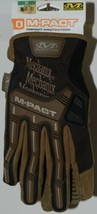Mechanix Wear 911751 M PACT Impact Protection Gloves Brown Black XL image 1