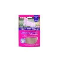 Chew Treat Salmon for Ferret - 1.8oz - scrape away plaque & tartar Delic... - $8.86