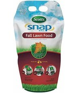 Scotts Snap Pac Fall Lawn Food, 4,000 sq. ft. - $34.99