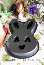 WILTON BUNNY NONSTICK CAKE PAN – KEEP YOUR EASTER FUN OUT OF THE RABBIT ... - $29.95