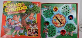 The Original Hi Ho! Cherry-o Counting Game For Children Vintage 1992 Ver... - $19.31