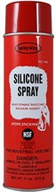 Sprayway SW946 Silicone Spray and Release Agent, 11 oz - $10.91