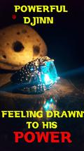 Haunted ring Djinn of Extreme Power Instant Wealth Marid Jinn Powerful Magic  - $777.00