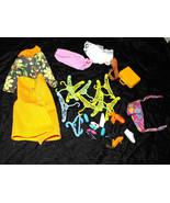 Mattel Barbie Topper Dawn Doll Accessories Shoes Etc Lot - $18.99