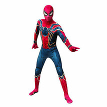 Avengers: Endgame Iron Spider 2nd Skin Suit Costume Red - $64.98