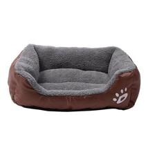 Dog Cushion House Soft Warm Bed - $28.77