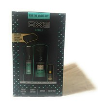 Axe Apollo Men's Gift Set. Body Wash, Spray, Shampoo Conditioner, Cell S... - $26.83