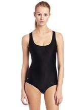 Speedo Women's Sz 10 Aquatic Moderate Ultraback Swimsuit 9606-3 - $37.02