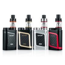 Authentic SMOK AL85 Alien Baby 85W TC Vape Starter Kit - Red - $69.99