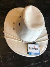 Dorfman-Pacific Floater The Outdoor Hat Small Medium Cream 100% Cotton C... - $29.03