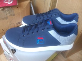 Fila Prominence navy&gray casual sneakers size US 8, UK 7,Eur 41 - $25.83