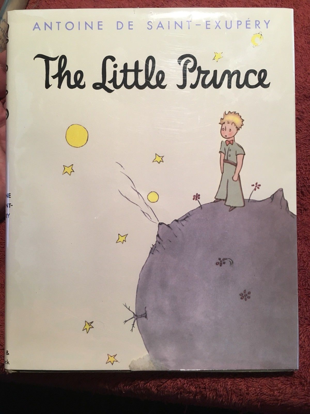 THE LITTLE PRINCE by Antoine De Saint-Exupery - 1943 Reynal 1st/4th Reynal