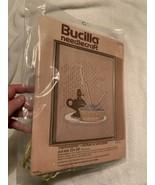 "BUCILLA NEEDLECRAFT  Kit # 3531""Memorabilia"" Picture Wall Panel  20 x 24... - $12.95"