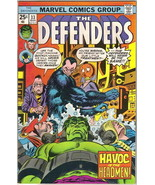 The Defenders Comic Book #33, Marvel Comics 1976 FINE+ - $3.25