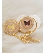 Butterfly Design Pacifier and Clip - $35.00+