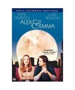 Alex and Emma (DVD, 2003, Standard)-NEW - $6.92
