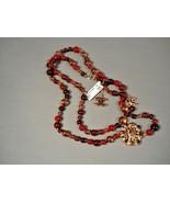 "Chanel Gold Multicolor Beads Enamel  ""CC"" Double Strand Necklace Belt NE... - $2,753.24"