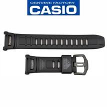 Casio G-SHOCK Pro Trek Tough Solar Watch Band Strap PRG-130Y-1 Black Rubber - $57.91