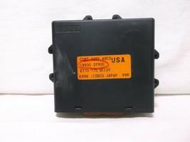 00-01 Infiniti i30/ MAXIMA/ Cruise Control Module - $11.78