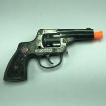 ANTIQUE CAP GUN pistol colt 45 usa diecast toy cowboy western Trooper hubley us - $49.45