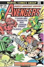 The Avengers Comic Book #130, Marvel Comics Group 1974 VERY FINE/NEAR MINT - $31.82