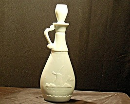 Decanter with Ship Design D-934 119 5 63 AA20-2120 Vintage Tall image 2