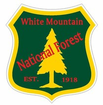 White Mountain National Forest Sticker R3329 You Choose Size - $1.45+