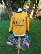 orange helly hansen tracksuit pullover Kids 152 - $20.52