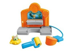 Fisher-Price Octonauts Gup Cleaning Station - $16.61