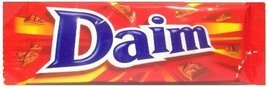 Daim Candy Bar Imported from Sweden - $19.59