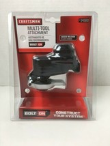 Craftsman Multi Tool Attachment 34980 Bolt On image 1