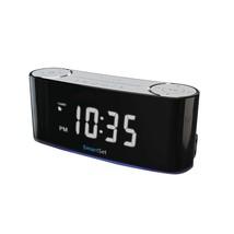 SYLVANIA SCR1229BT Bluetooth Smart Set Mood Light Clock Radio - $48.85