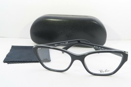 Ray-Ban Black Glasses New with case RB 5341 2000 53mm - $55.35